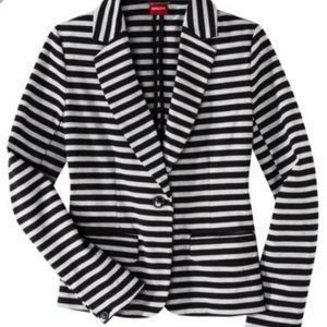 Merona Ponte Striped Blazer